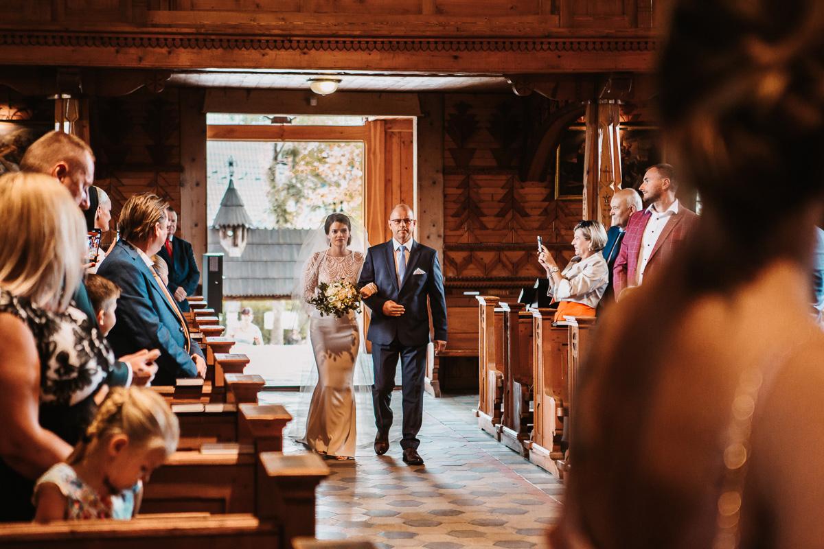 Sylwia i Piotr - ślub w Kościelisku i sesja w górach 19