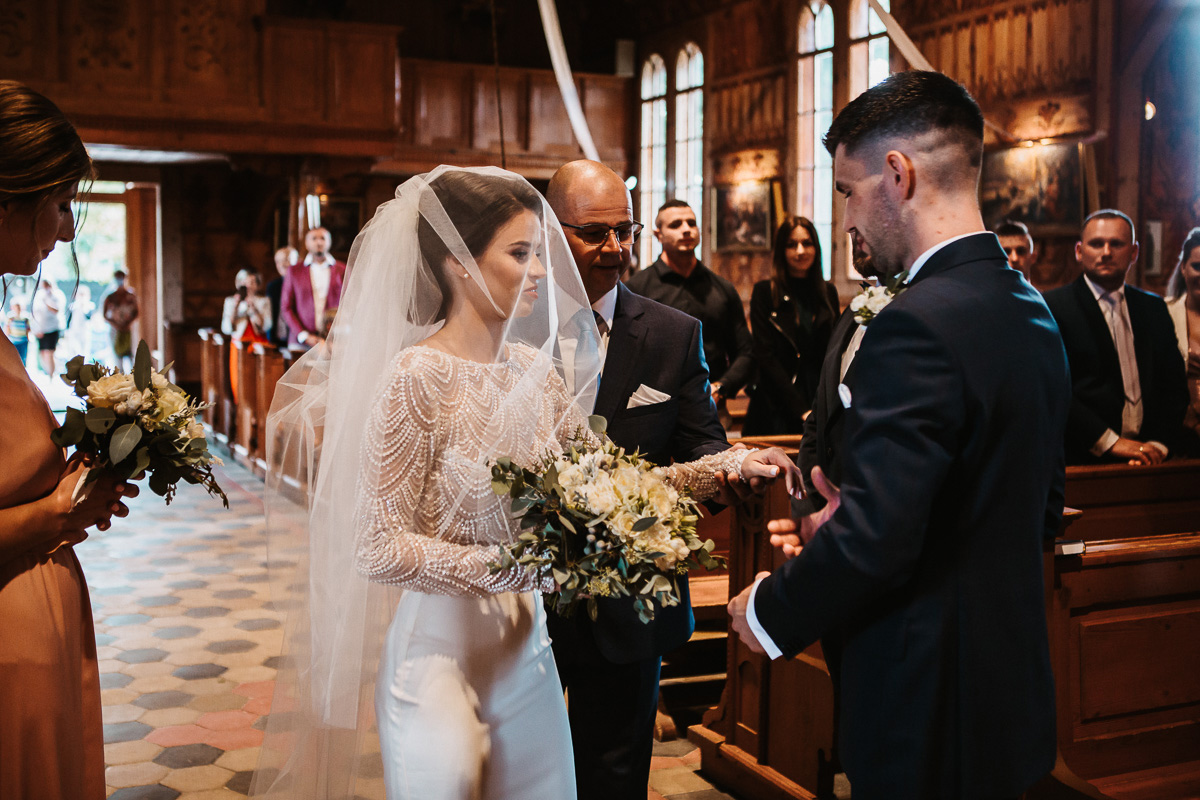 Sylwia i Piotr - ślub w Kościelisku i sesja w górach 20