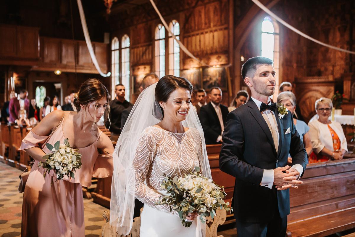Sylwia i Piotr - ślub w Kościelisku i sesja w górach 22