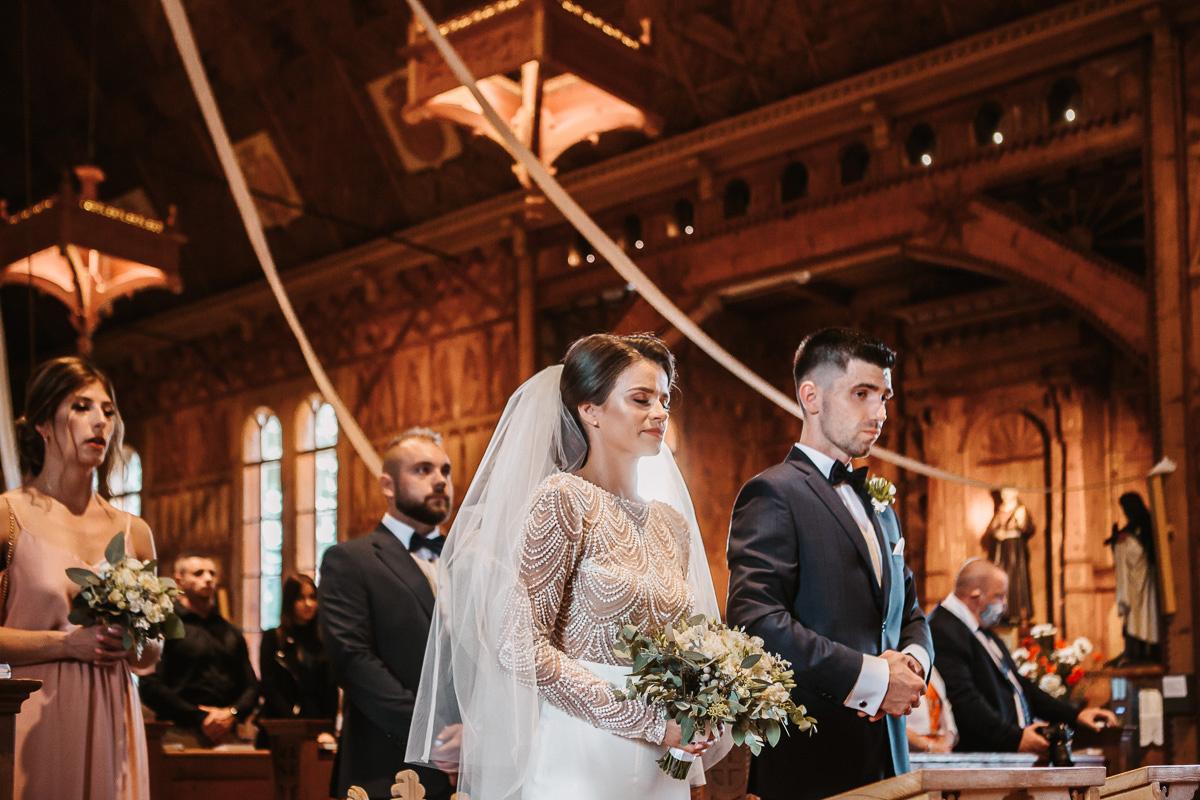 Sylwia i Piotr - ślub w Kościelisku i sesja w górach 24