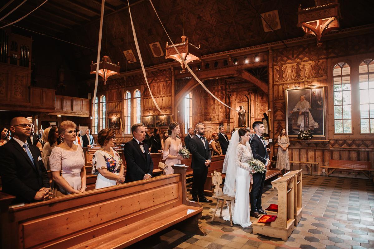 Sylwia i Piotr - ślub w Kościelisku i sesja w górach 25