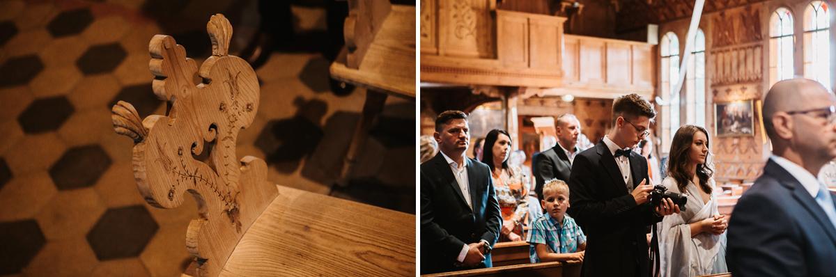 Sylwia i Piotr - ślub w Kościelisku i sesja w górach 26