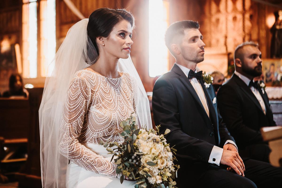 Sylwia i Piotr - ślub w Kościelisku i sesja w górach 28