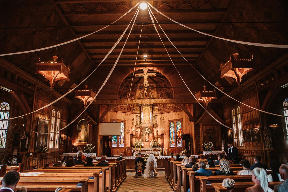 Sylwia i Piotr - ślub w Kościelisku i sesja w górach 29