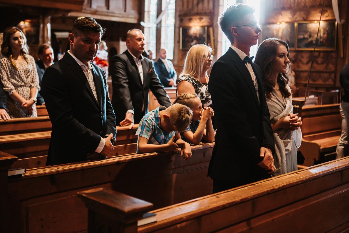 Sylwia i Piotr - ślub w Kościelisku i sesja w górach 33