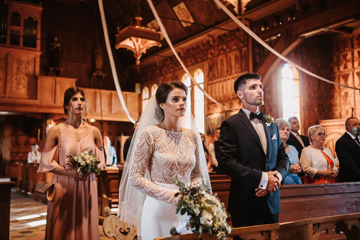 Sylwia i Piotr - ślub w Kościelisku i sesja w górach 51