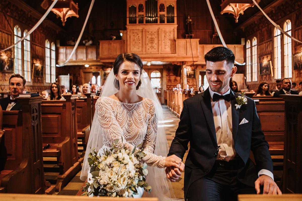 Sylwia i Piotr - ślub w Kościelisku i sesja w górach 54