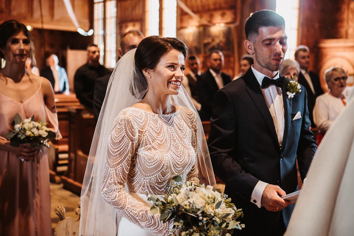 Sylwia i Piotr - ślub w Kościelisku i sesja w górach 55