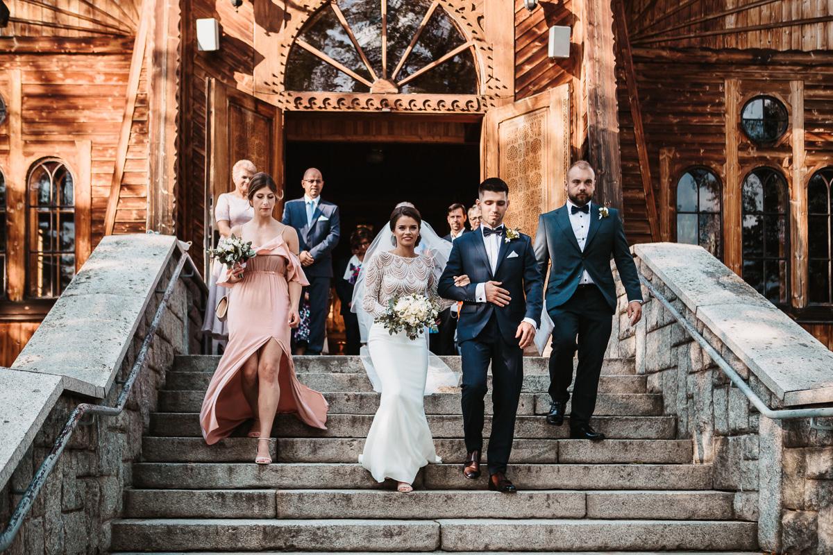 Sylwia i Piotr - ślub w Kościelisku i sesja w górach 58