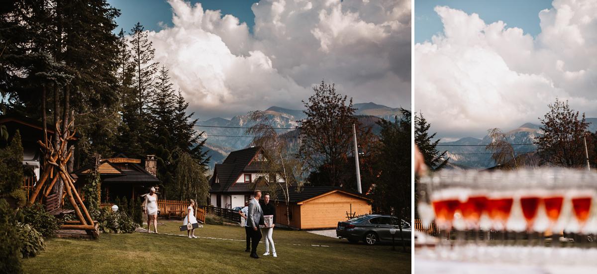 Sylwia i Piotr - ślub w Kościelisku i sesja w górach 60