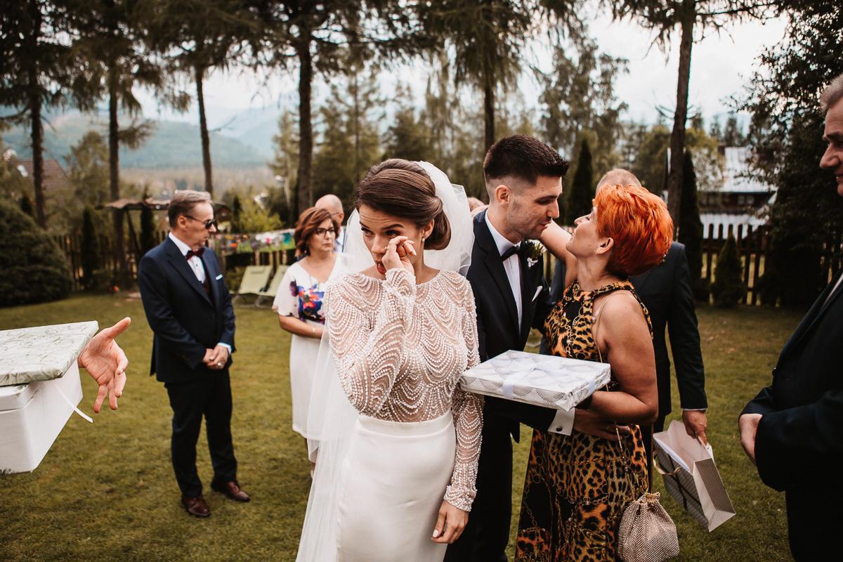 Sylwia i Piotr - ślub w Kościelisku i sesja w górach 67