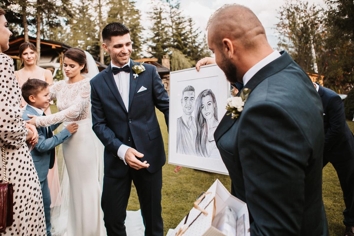 Sylwia i Piotr - ślub w Kościelisku i sesja w górach 68