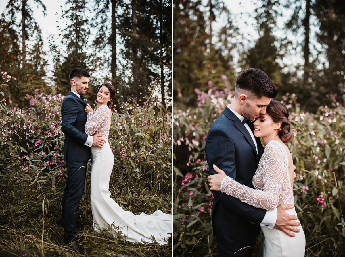 Sylwia i Piotr - ślub w Kościelisku i sesja w górach 103