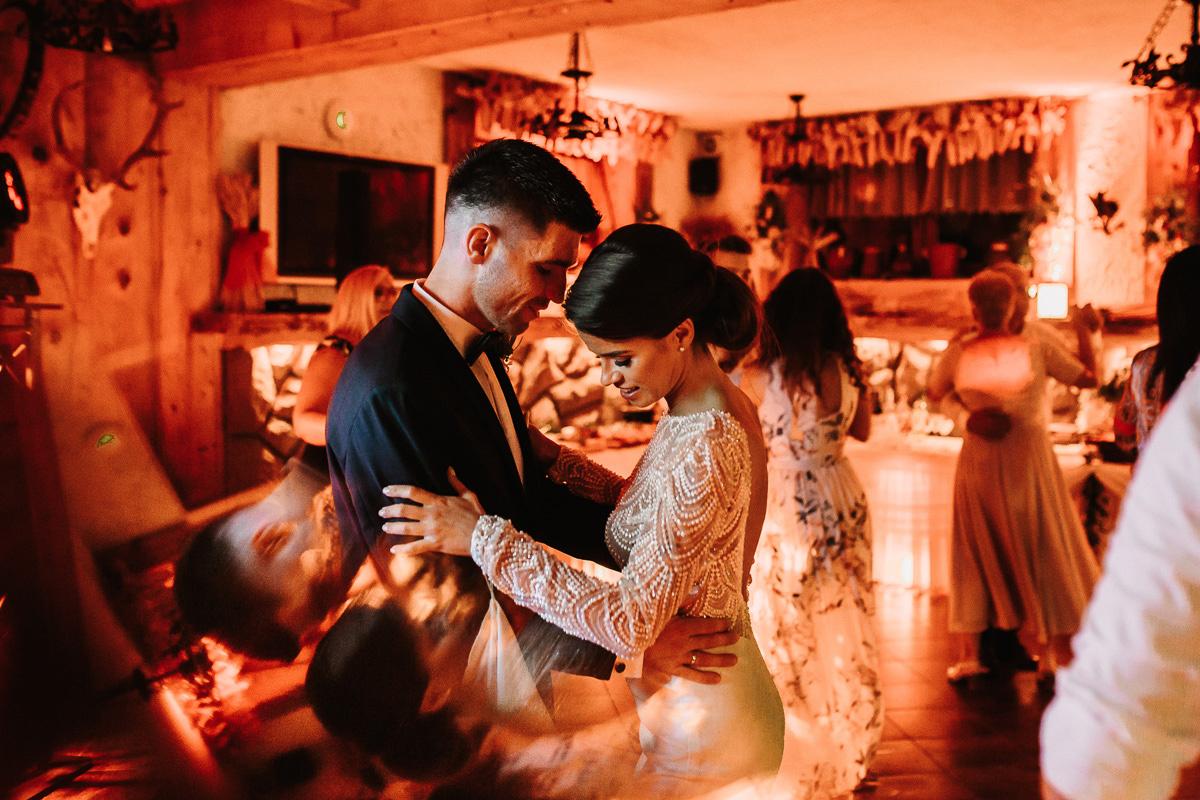 Sylwia i Piotr - ślub w Kościelisku i sesja w górach 115