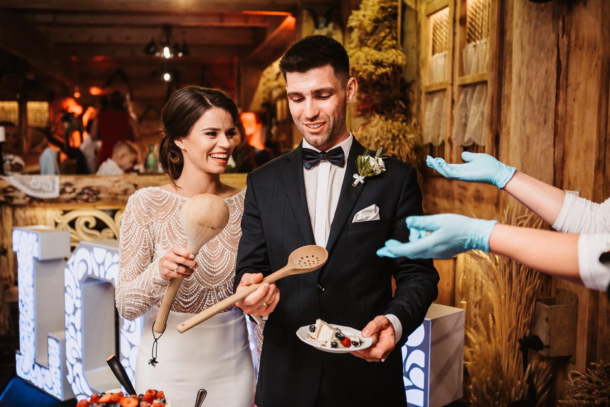 Sylwia i Piotr - ślub w Kościelisku i sesja w górach 135
