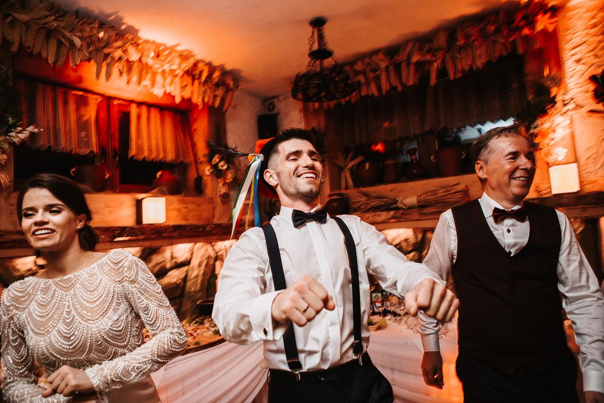 Sylwia i Piotr - ślub w Kościelisku i sesja w górach 161