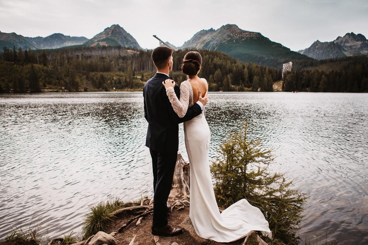 Sylwia i Piotr - ślub w Kościelisku i sesja w górach 172