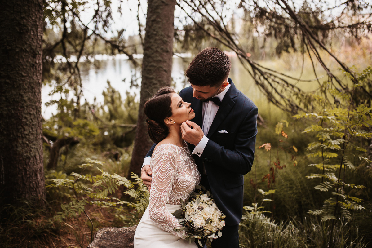 Sylwia i Piotr - ślub w Kościelisku i sesja w górach 179