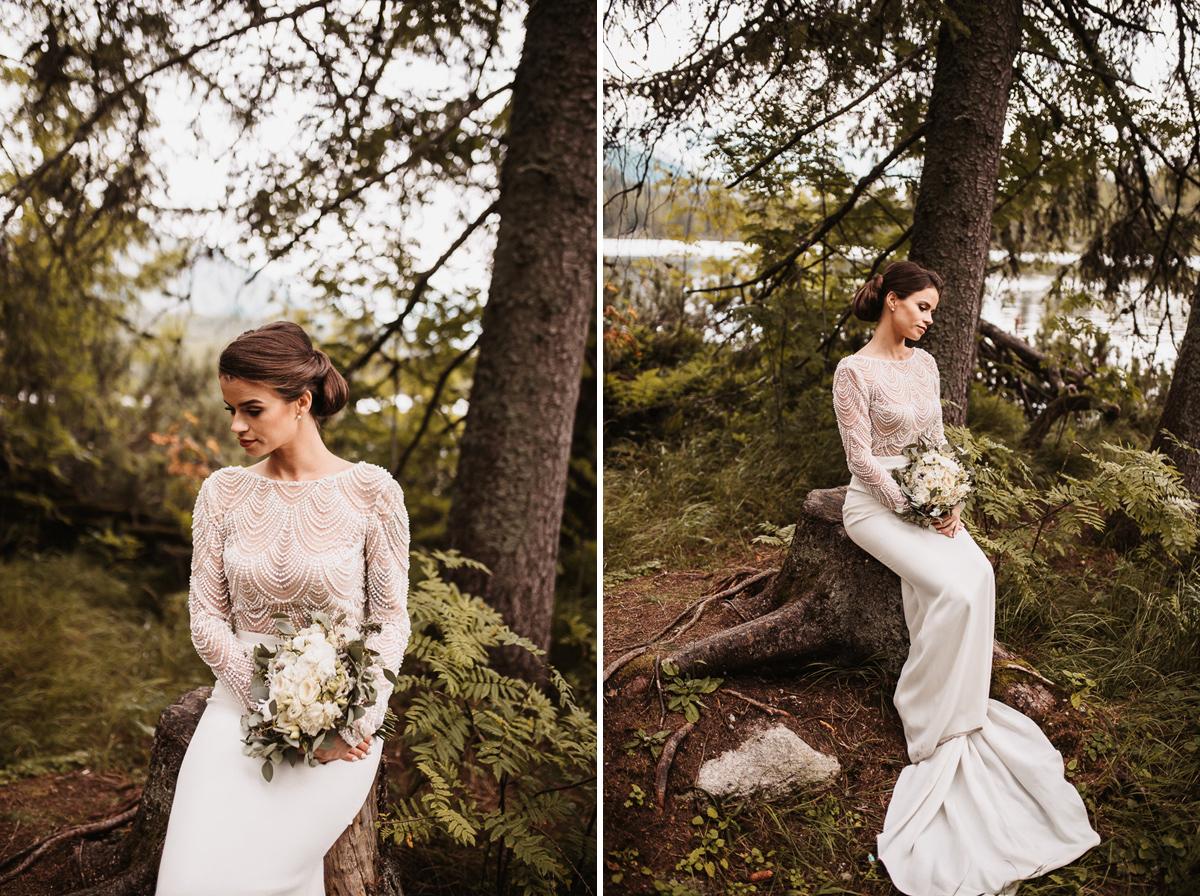 Sylwia i Piotr - ślub w Kościelisku i sesja w górach 183