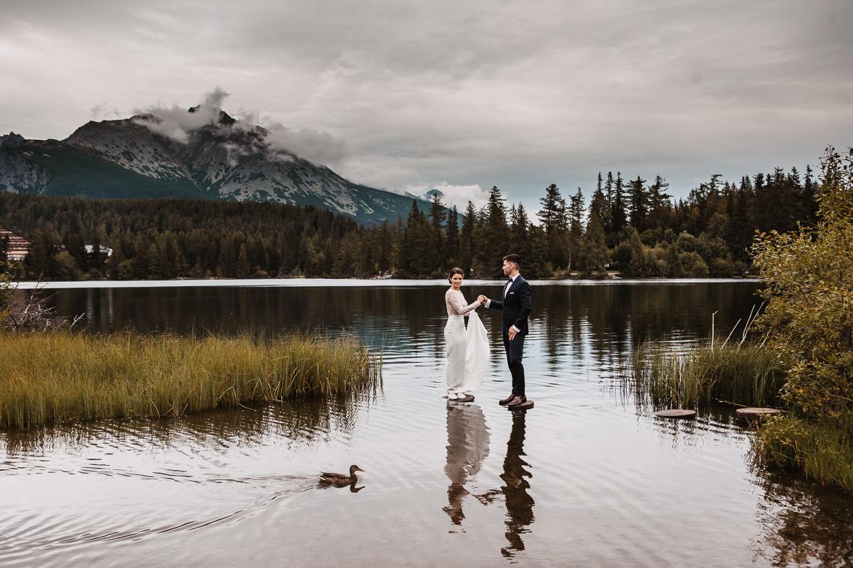 Sylwia i Piotr - ślub w Kościelisku i sesja w górach 187