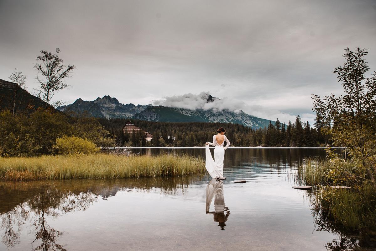 Sylwia i Piotr - ślub w Kościelisku i sesja w górach 190