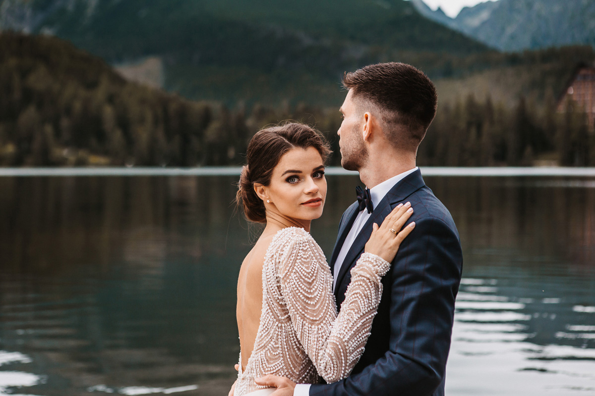 Sylwia i Piotr - ślub w Kościelisku i sesja w górach 193